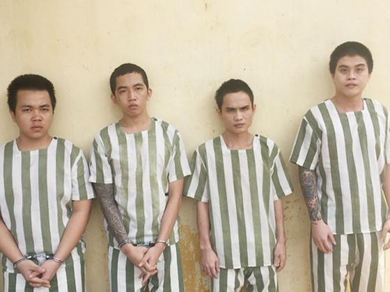 Truy tố băng nhóm thực hiện hàng chục vụ trộm cắp ở thị xã Long Khánh, Đồng Nai ảnh 1