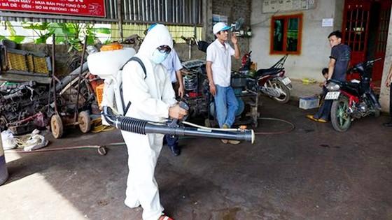 Bình Phước có gần 700 ca mắc sốt xuất huyết, 2 ca tử vong ảnh 1