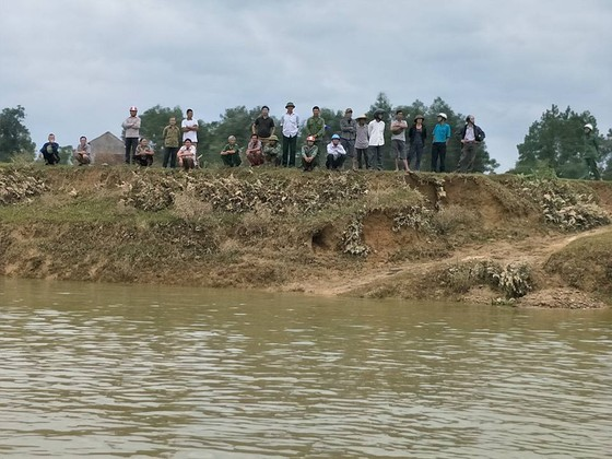 Đi tìm trâu, một người đàn ông mất tích trên sông ảnh 2