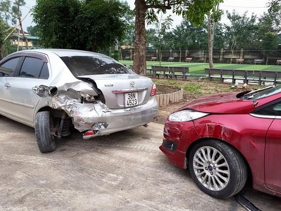 Khởi tố đối tượng chống người thi hành công vụ sau va chạm giao thông ảnh 1
