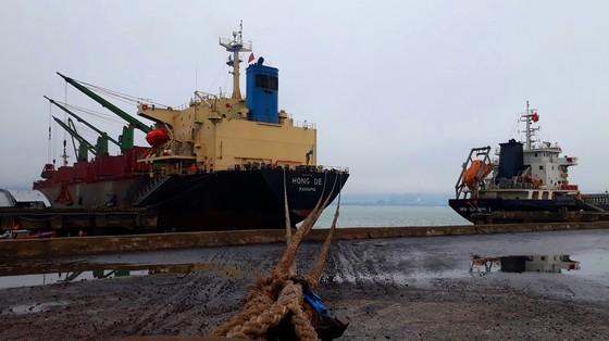 Cảng Vũng Áng, Hà Tĩnh đón nhiều tàu trọng tải lớn đầu năm 2018 ảnh 1