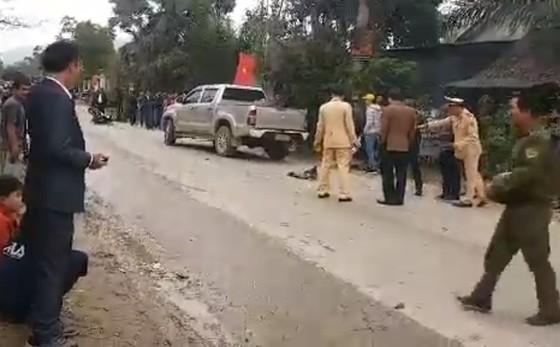 Va chạm giữa hai xe máy, 3 người bị thương vong ảnh 1