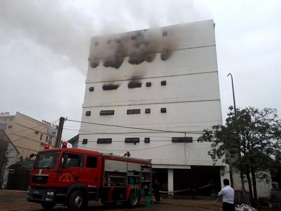 Cháy lớn tại Karaoke Kingdom Club ở Hà Tĩnh ảnh 7