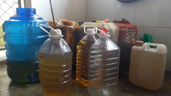 Thành lập tổ công tác điều tra nguyên nhân giếng nhiễm dầu ở Hà Tĩnh ảnh 3