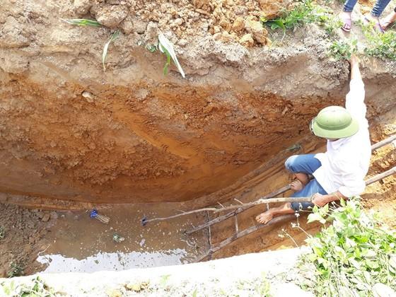 Vụ giếng nước của người dân ở Hà Tĩnh bị nhiễm dầu: Do rò rỉ tẹc dầu của doanh nghiệp ảnh 3