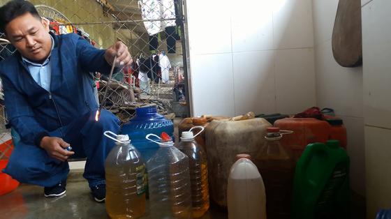 Vụ giếng nước của người dân ở Hà Tĩnh bị nhiễm dầu: Do rò rỉ tẹc dầu của doanh nghiệp ảnh 1