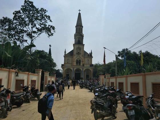 Cháy lớn tại nhà thờ Thọ Vực ở Hà Tĩnh ảnh 4