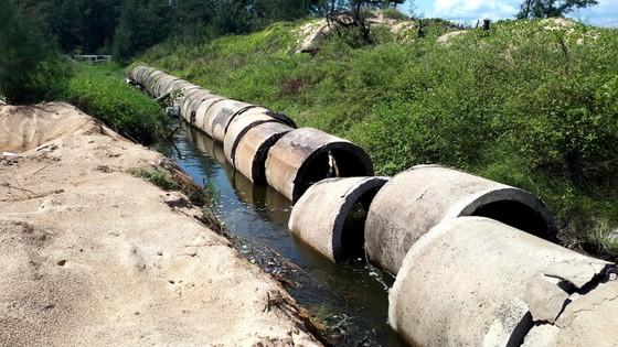 Mùi hôi thối bên cơ sở nuôi tôm xả nước bẩn ra môi trường ảnh 3
