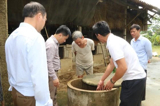 Bộ đội Biên phòng Hà Tĩnh nỗ lực giúp các trường học khắc phục mưa lũ, khai giảng năm học mới ảnh 11