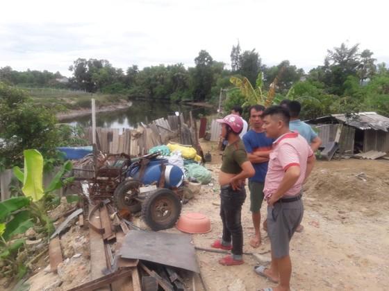 Đang tìm bắt cá sấu xuất hiện trên sông cầu Đông ở Hà Tĩnh ảnh 5