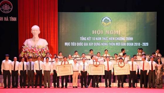 Hà Tĩnh có 173 xã đạt chuẩn nông thôn mới ảnh 2