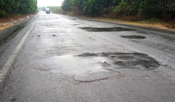 Nguy cơ mất an toàn giao thông trên Quốc lộ 1A tuyến tránh Hà Tĩnh ảnh 6