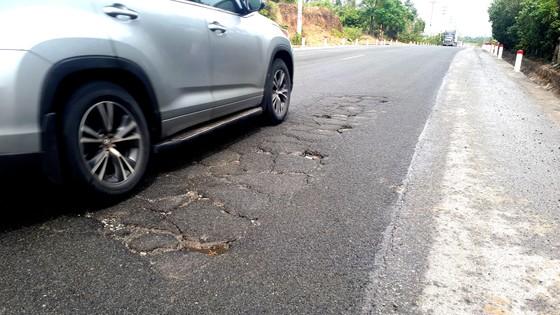 Nguy cơ mất an toàn giao thông trên Quốc lộ 1A tuyến tránh Hà Tĩnh ảnh 4