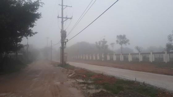 Sương mù phủ kín ở Hà Tĩnh ảnh 9