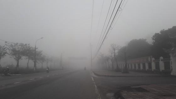 Sương mù phủ kín ở Hà Tĩnh ảnh 7