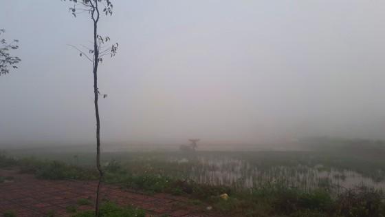Sương mù phủ kín ở Hà Tĩnh ảnh 6