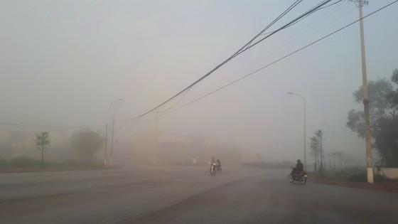 Sương mù phủ kín ở Hà Tĩnh ảnh 4