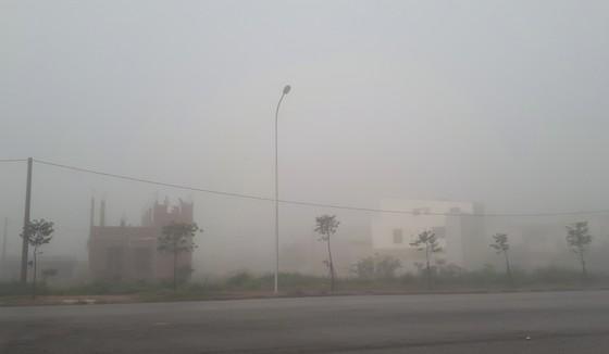 Sương mù phủ kín ở Hà Tĩnh ảnh 13