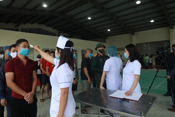 368 lao động từ Lào, Thái Lan về hoàn thành cách ly tại Hà Tĩnh ảnh 1