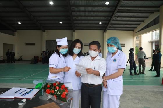 368 lao động từ Lào, Thái Lan về hoàn thành cách ly tại Hà Tĩnh ảnh 2