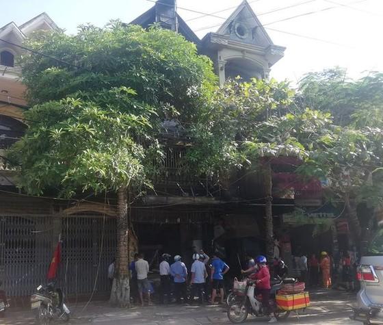 Cháy lớn tại tiệm bánh ở Hà Tĩnh lúc rạng sáng  ảnh 5