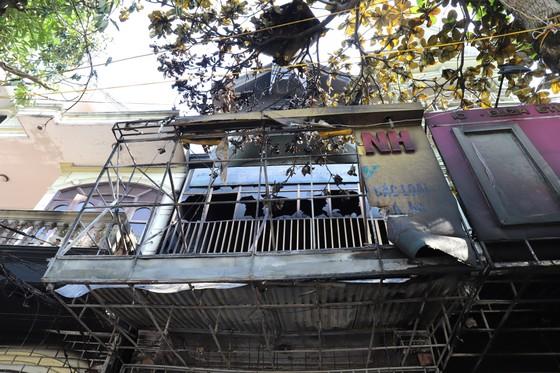 Cháy lớn tại tiệm bánh ở Hà Tĩnh lúc rạng sáng  ảnh 6
