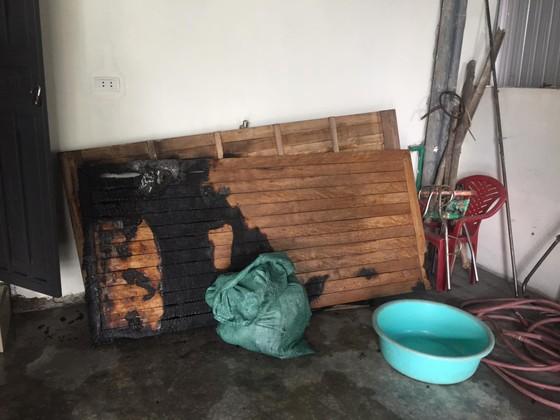 Cháy tại phòng ngủ lúc rạng sáng, 4 người bị bỏng ảnh 3