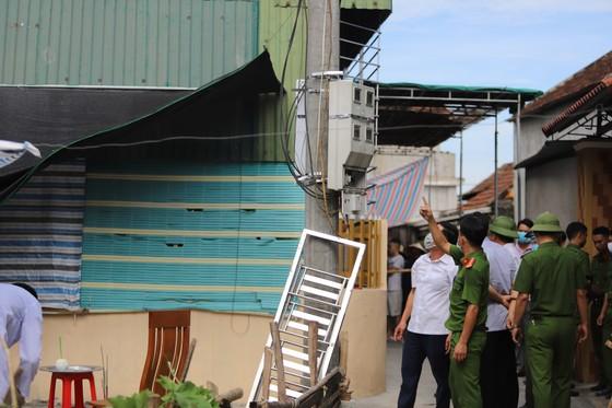 Điều tra vụ 3 người bị điện giật tử vong ở Hà Tĩnh ảnh 1