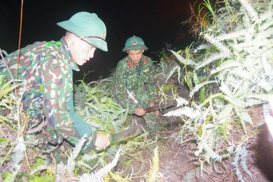 Cơ bản khống chế được đám cháy rừng ở Hà Tĩnh ảnh 17