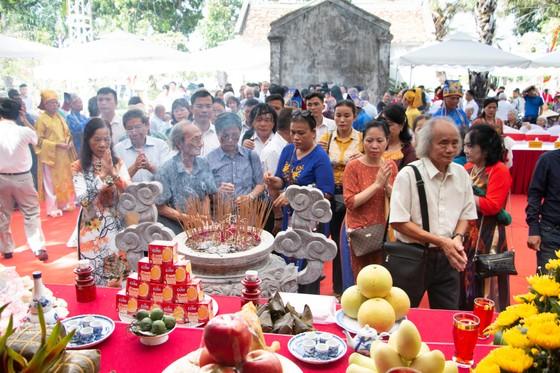 Tưởng nhớ Danh nhân văn hóa thế giới - Đại thi hào Nguyễn Du ảnh 10