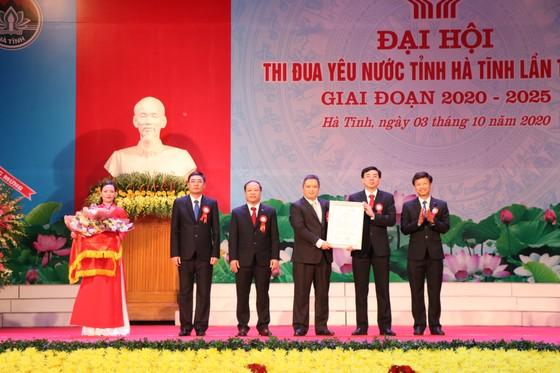 Phó Chủ tịch nước Đặng Thị Ngọc Thịnh dự Đại hội Thi đua yêu nước tỉnh Hà Tĩnh  ảnh 4