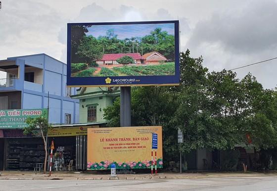 Saigontourist Group khánh thành, bàn giao 4 hạng mục đầu tư tài trợ tại Khu di tích Kim Liên ảnh 5