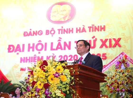 Khai mạc Đại hội đại biểu Đảng bộ tỉnh Hà Tĩnh lần thứ XIX ảnh 4