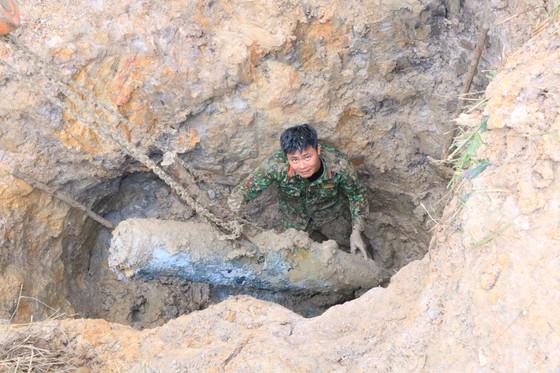 Hà Tĩnh xử lý 2 quả bom còn sót lại sau chiến tranh ảnh 5