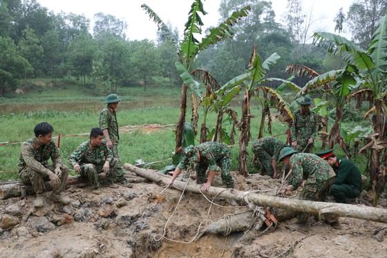 Hà Tĩnh xử lý 2 quả bom còn sót lại sau chiến tranh ảnh 6