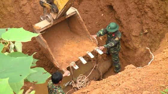 Hà Tĩnh xử lý 2 quả bom còn sót lại sau chiến tranh ảnh 2