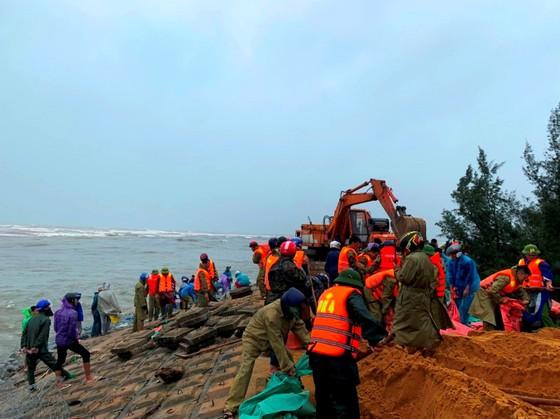 Nỗi lo sạt lở kè biển trong mùa mưa bão tại Hà Tĩnh ảnh 5