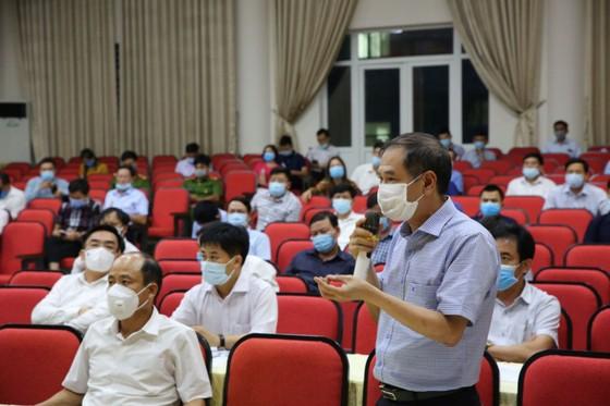 Hà Tĩnh cấp bách ngăn ngừa dịch sau khi xuất hiện 2 ca tái dương tính với SARS-CoV-2  ảnh 2