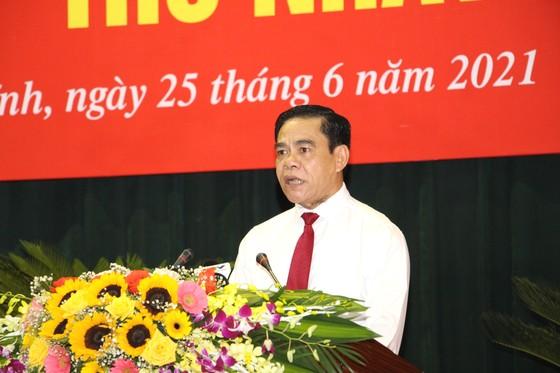Đồng chí Hoàng Trung Dũng tái đắc cử Chủ tịch HĐND tỉnh Hà Tĩnh khóa XVIII ảnh 1