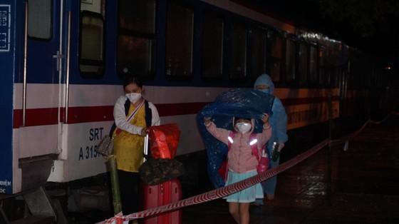 Hà Tĩnh đón 814 công dân từ TPHCM trở về quê an toàn ảnh 1