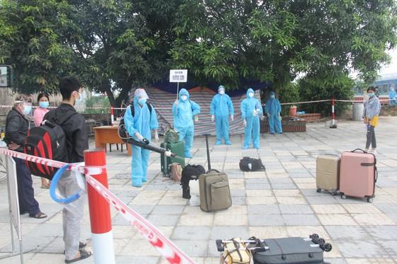 Hà Tĩnh đón 814 công dân từ TPHCM trở về quê an toàn ảnh 9