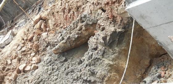 Hà Tĩnh: Liên tiếp phát hiện 2 quả bom nằm dưới lòng đất  ảnh 1