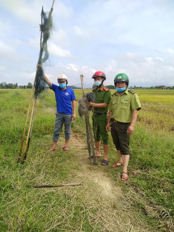 Hà Tĩnh: Tăng cường xử lý tình trạng săn bắt chim tự nhiên, động vật hoang dã ảnh 5
