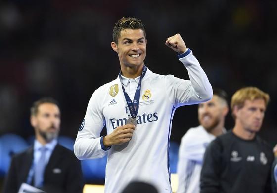 Cristiano Ronaldo được đánh giá không có đối thủ. Ảnh: Getty Images