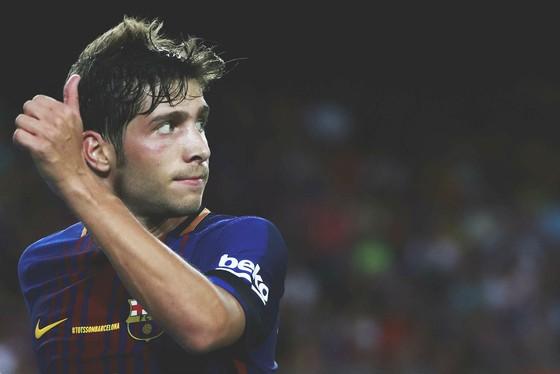 Roberto được Pep liên hệ. Ảnh: Getty Images