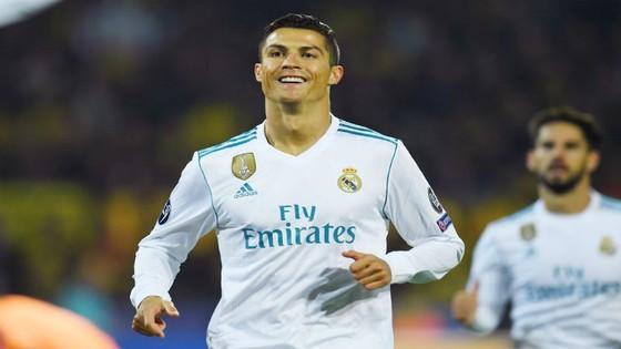 Ronaldo đang tràn đầy tự tin sau chiến thắng 3-1 trước Dortmund. Ảnh: Getty Images.