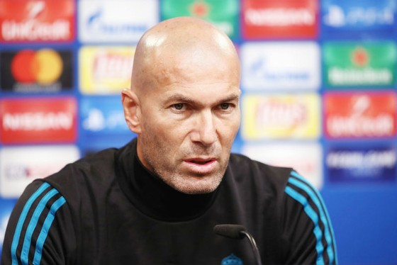 Ghế Zidane chỉ được giữ khi Real có danh hiệu. Ảnh: Getty Images
