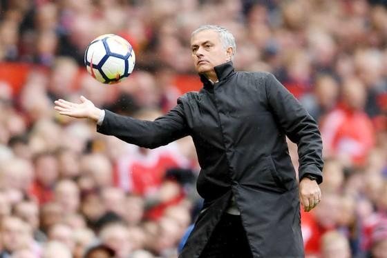 HLV Jose Mourinho dù thận trọng nhưng cũng không thiếu niềm tin vào thành công của Man.United. Ảnh: Getty Images