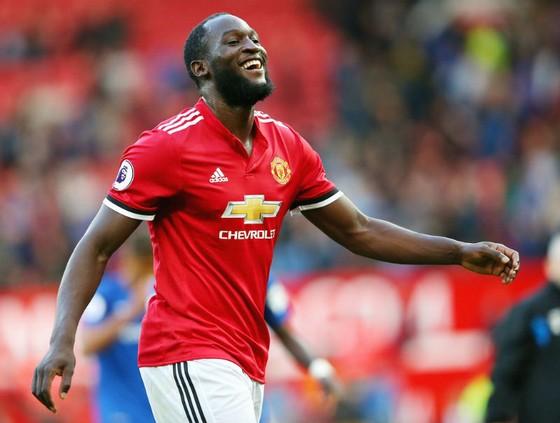 HLV Jose Mourinho đã có thể an tâm về Romelu Lukaku. Ảnh: Getty Images