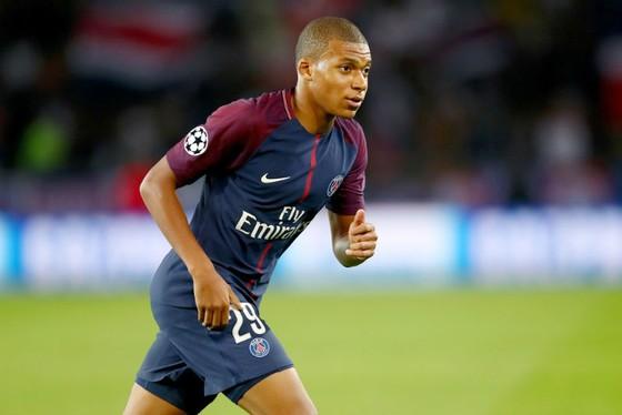 Kylian Mbappe trong màu áo Paris SG. Ảnh: Getty Images